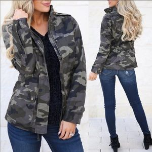 🖤EAGLE EYE CAMO JACKET🖤